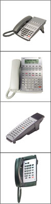 NEC and Aspire Telephones